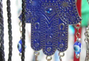 """Islamische Amulette: Wert. """"Hand der Fatima"""": die Geschichte der Entstehung und Bedeutung"""