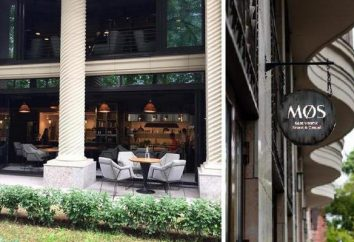 MOS. Scandinava ristorante di cucina a Mosca.