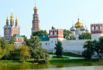 Novodevichy Klasztor w Moskwie, gdzie? Historia klasztoru
