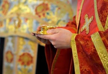 Jak spowiedź i komunia prawosławnych
