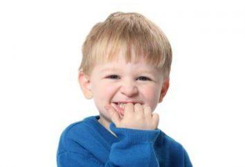 dal bambino movimento ossessivo: cause, il trattamento