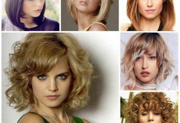 penteados da moda para cabelo curto para as mulheres