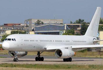 """Samolot """"TU-204"""": opinie. cywilnych statkach powietrznych"""