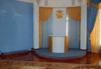 Boda Palace (Kirov): funcionamiento, ubicación, opiniones