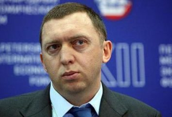 Oleg Deripaska. Biografia. vita personale