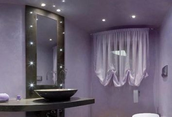 Jak zrobić oświetlenie w łazience