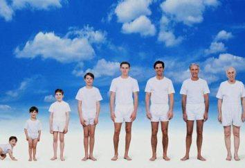 Normalny wzrost chłopców w zależności od ich wieku: stół, normy i patologii.