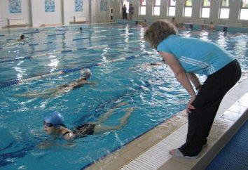 Piscine à l'aérodrome Touchino – une alternative à la saison de natation
