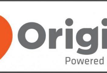 Pour plus d'informations sur la façon d'inscrire dans le « Origine »
