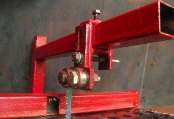 tavolo seghetto elettrico del legno: caratteristiche del modello. parti puzzle