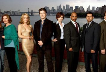 "serial ""Castle"": aktorzy i fabuła"