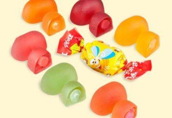 """Sweets """"Mad Bee"""" de Roshen"""