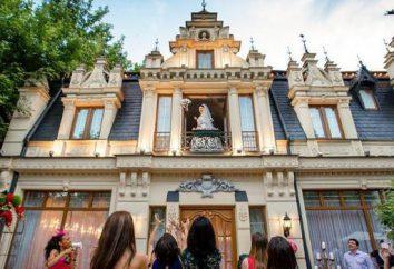 """Ristorante """"Chenonceau"""" a Mosca, indirizzo, menu, recensioni. Una sala per banchetti per matrimoni"""