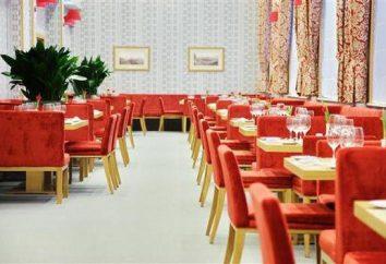 Ristoranti a Krasnaya Polyana: menu, recensioni