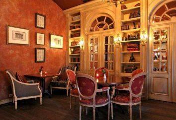 Petite France: caffè francese a Mosca