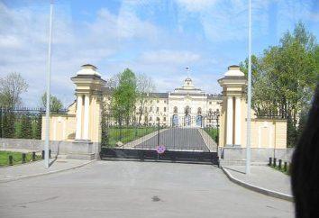 Là où il est et ressemble à la maison de Poutine? Toute la maison de Vladimir Putin