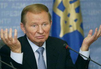Drugi prezydent Ukrainy Leonid Kuczma: biografia, zdjęcia