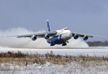"""Samoloty """"Ruslan"""" – największy na świecie"""