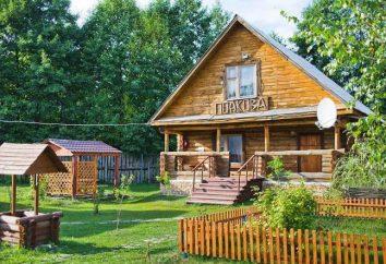 """centro de recreación Penza """"Lukomorye"""": descripción, atracciones turísticas y las revisiones"""