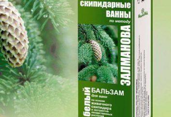 Bath Zalmanova: description et les photos