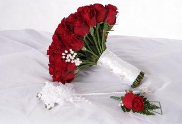 Le meilleur bouquet d'hiver avec leurs mains. Hiver bouquet de mariée avec leurs mains