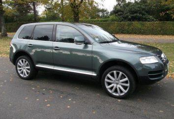 """""""Volkswagen Touareg"""": specyfikacje techniczne, aby spełnić oczekiwania"""
