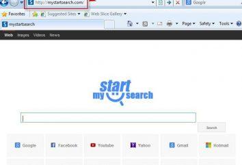 ¿Cómo eliminar MyStartSearch desde el ordenador? Cómo desinstalar MyStartSearch?