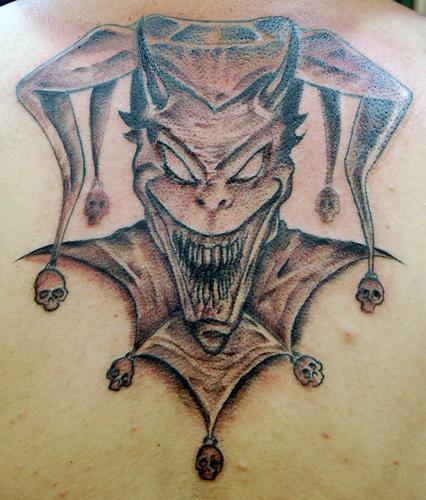 Tatuaz Jokera Znaczenie I Odmiana