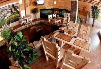 """Ristorante """"Calypso"""" nel """"Rumyantsevo"""" – complesso di intrattenimento e un accogliente bungalow con cucina eccellente"""