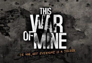 Questa guerra di Mine: procedura dettagliata, guida, consigli
