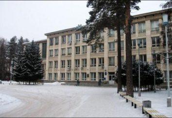 Najlepszych uniwersytetów w Nowosybirsku