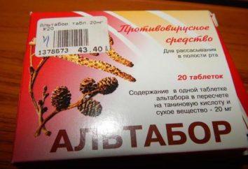 """""""Altabor"""": Instrukcje dotyczące stosowania tabletek"""