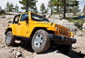 Jeep Wrangler Rubicon – la voiture, prêt à tout