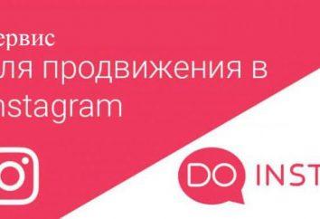 Doinsta: opiniones. Servicio de promoción automática en la red social Instagram