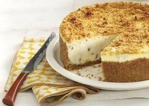 Tsar gâteau au fromage: la finesse de caillé de recette