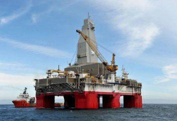 Pole południe Kirinskoye. Rosyjski Przemysłu Naftowego i Gazowniczego