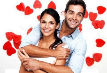Wie wissen Sie, die Namen der Kompatibilität in Liebe und Ehe