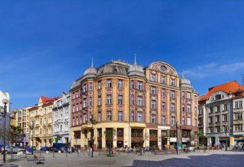 Attrazioni Ostrava (Repubblica Ceca): descrizione, foto