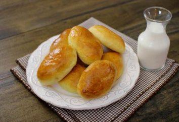 Muffin con le mele. focacce gustose ricette: