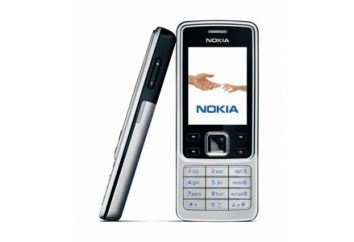 """""""Nokia 6300"""": Cechy i opinie z telefonu komórkowego"""