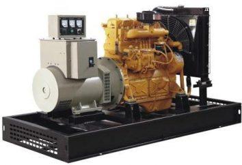 Urządzenie generatora – maszyny prądu stałego