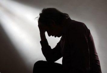 Acuta polimorfa disturbi psicotici: cause, sintomi, il trattamento