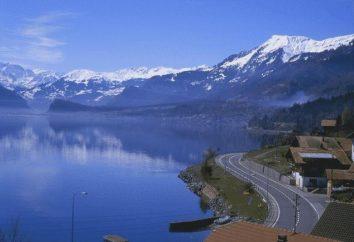 Lucerna (Suiza) – Complejo turístico, una rica lugares de interés arquitectónico y natural