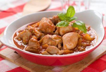 Goulash pechuga de pollo receta para todos los gustos