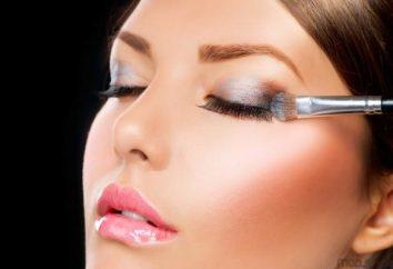 ¿Cuáles son los diferentes tipos de maquillaje y cuáles son sus características?