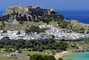Rhodes (Kallithea). Comment passer vos vacances?