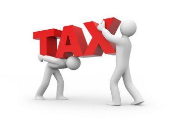 Les impôts indirects comprennent toutes les taxes?