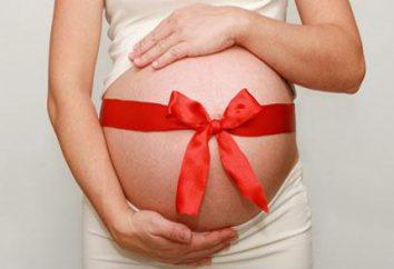 Come fai a sapere che lo stomaco si abbassa? Quanto tempo prima della nascita, se lo stomaco verso il basso?