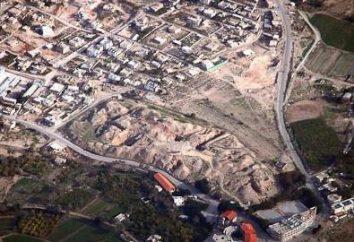 Jericho – biblijne miasto w Palestynie