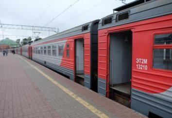 La combustion question de savoir s'il y a une toilette dans le train?